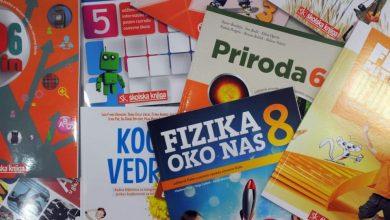 """Photo of Obavijest za roditelje učenika osnovnih škola u vezi """"besplatnih"""" udžbenika"""