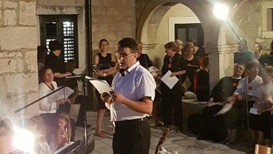 Photo of Mješoviti zbor grada Sinja nastupio u Omišu