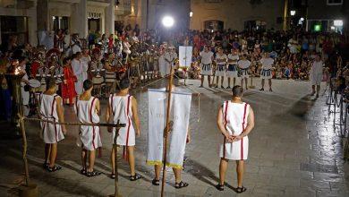 Photo of PKD Gaj Laberije nastupa na 'Noćima Dioklecijana'