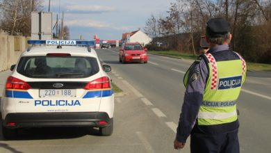 Photo of Danas akcija policije u prometu