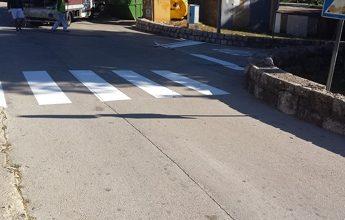 Photo of Uređenje horizontalne signalizacije
