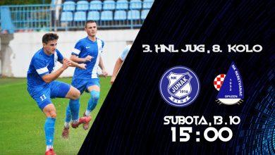Photo of JUNAK – NERVETANAC Gradski stadion – subota 15:00