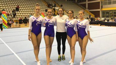 Photo of Gimnastički klub Sinj četvrti na državnom prvenstvu