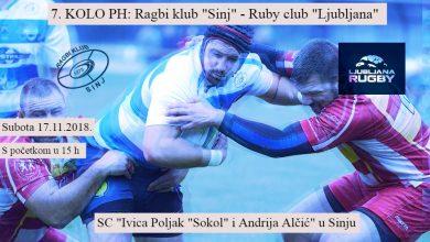 """Photo of Ragbi klub """"Sinj"""" – Ragbi klub """"Ljubljana"""" – subota 15h"""