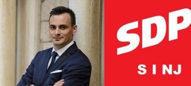 Photo of SDP Sinja zahvaljuje vijećnicima za podršku pri donošenju Odluke o otpisu dugovanja blokiranim građanima
