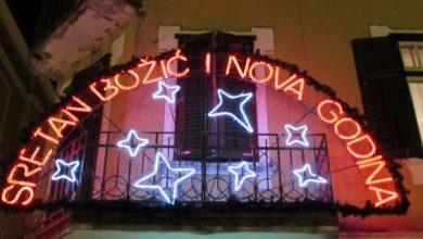 Photo of Grad Sinj je kupio svjetleću dekoraciju za predstojeće blagdane