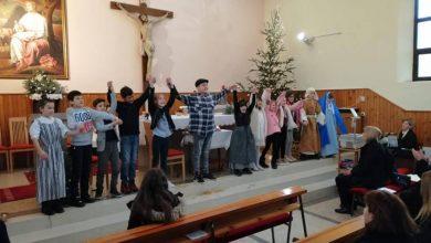 """Photo of Božić u crkvi u Glavicama uljepšali su učenici igrokazom """"Bog nam dolazi u svakom čovjeku"""""""