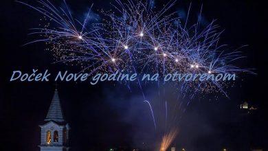Photo of Doček Nove godine u Sinju