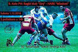 "Photo of Ragbi klub ""Sinj"" – HARK ""Mladost"" danas u 14h"