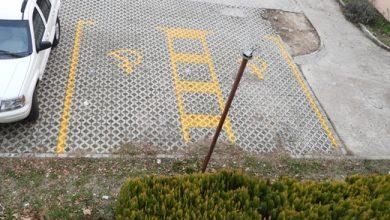 Photo of Označena parking mjesta za invalide kod Sinjske bolnice