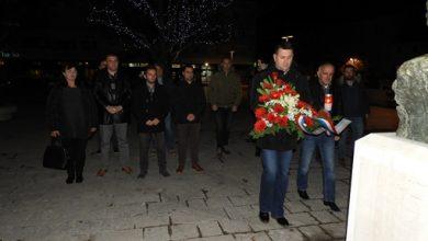 Photo of Sinjski HDZ obilježio 19. obljetnicu od smrti prvog hrvatskog predsjednika dr. Franje Tuđmana