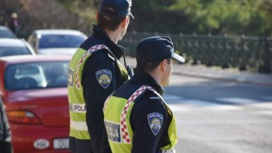 Photo of I ovog vikenda policija intenzivno nadzire promet