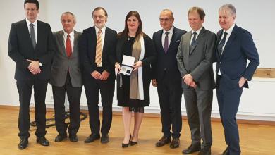 """Photo of Ministrica Žalac posjetila je Fraunhofer institut radi konkretizacije suradnje dviju zemalja u području """"solara"""""""