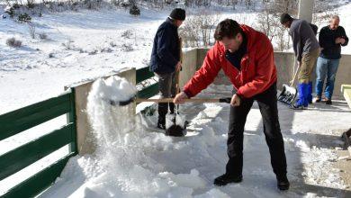 Photo of Planinarsko društvo Svilaja organiziralo zimski uspon na vrh Svilaje