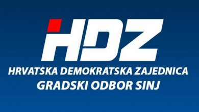 Photo of GO HDZ: Mladi i mlade obitelji su okosnica razvoja za bolju budućnost Sinja