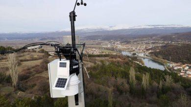 Photo of Trilj napokon pokriven meteo postajom, kamera će odašiljati sliku Trilja u svijet svakih 5 minuta