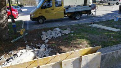 Photo of Saniranje mjesta nesreće kod Hotela Alkar