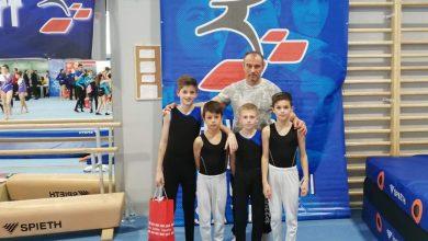 Photo of Sinjani na državnom natjecanju osnovnih škola u gimnastici
