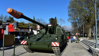 Photo of Foto galerija obilježavanja 12. godišnjice ustroja GMBR Hrvatske vojske u Sinju