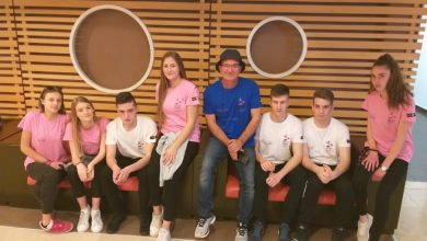 Photo of Sinjski učenici na Državnom prvenstvu školskih sportskih društava
