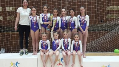 Photo of Odličan nastup sinjskih gimnastičara