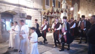 Photo of Sinoć u Sinju slavljen Veliki petak