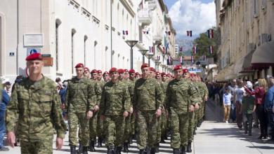 Photo of 30. godišnjica utemeljenja IV. Gardijske brigade HV-a