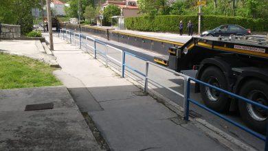 Photo of Specijalni prijevoz kroz Sinj uzrok velikih zastoja u prometu.