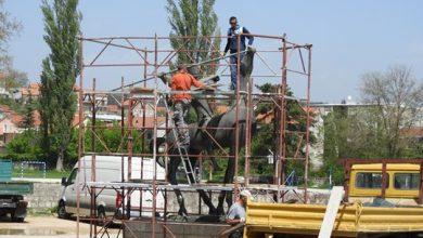 Photo of U ponedjeljak početak radova uređenja platoa kod spomenika alkaru na Alkarskom trkalištu (Biljeg).