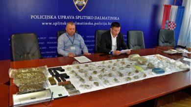 """Photo of Priopćenje za javnost u svezi kaznenog djela """"Neovlaštena proizvodnja i promet drogama"""""""