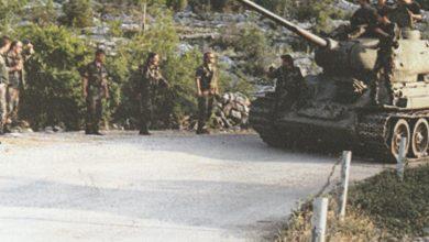 """Photo of Svibanj 1992.g. – 2. sinjska bojna 4. brigade – """"Cro Angelsa"""" u deblokadi Dubrovnika"""