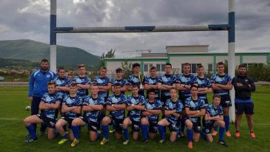 Photo of Kadeti U-16 pravci Hrvatske u ragbiju