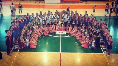 Photo of Uspjeh sinjanki na 10. Regionalnom prvenstvu Dalmacije u mažoret plesu