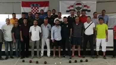 Photo of Boćarska elita u Turjacima: odlični izbornik Giuseppe Pallucca instruktor