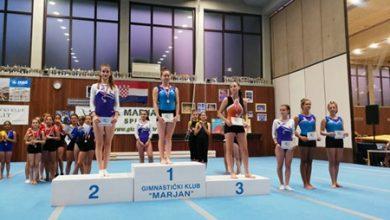 Photo of Gimnastika: Ante Jadrijević-Cvrlje zlatni, seniorke ekipno prve