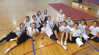 Photo of Odličan nastup gimnastičara