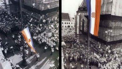 Photo of Na današnji dan 1990. Sabor RH ukinuo socijalistička obilježja – hrvatski grb umjesto petokrake