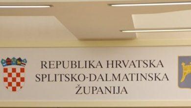 Photo of Zakazana 25. sjednica Županijske skupštine Splitsko-dalmatinske županije
