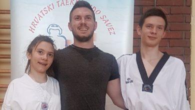 Photo of Taekwondo klub Osinium – uspjeh u polaganju crnih pojaseva