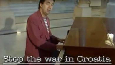 "Photo of Na današnji dan prvi put emitirana pjesma ""Stop the war in Croatia"""