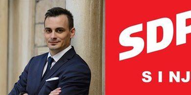 Photo of SDP – Sinj traži referendum za smjenu gradonačelnice Kristine Križanac