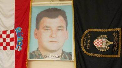 Photo of Na današnji dan 1995. godine poginuo je Ante Bužančić , posljednji poginuli u Domovinskom ratu