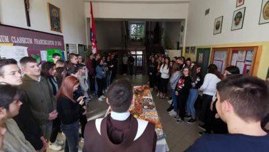 Photo of U Franjevačkoj klasičnoj gimnaziji obilježen Dan kruha