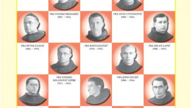 Photo of Misa u spomen na ubijene fratre u Cetinskoj krajini