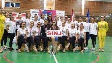 Photo of Twirling klub Sinj na državnom prvenstvu