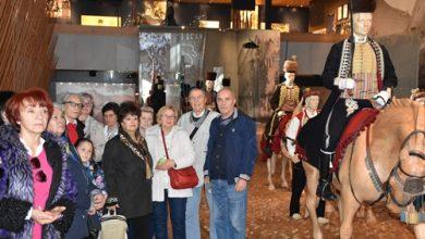 Photo of Članovi Makedonskog kulturnog centra Split posjetili Muzej Sinjske alke