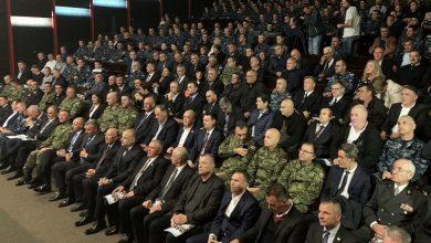 """Photo of Gradonačelnica na svečanosti obilježavanja 25. obljetnice operacije """"Zima-94"""""""
