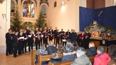 Photo of Održan Božićni koncert Brodosplita u Crkvi Gospe Sinjske