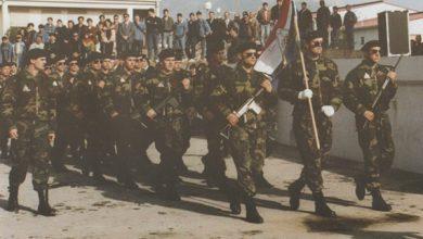 """Photo of Na današnji dan prije 29. godina 2. sinjska bojna """"Cro Angels"""" 4. GB """"Pauci"""" dala je svečanu prisegu"""