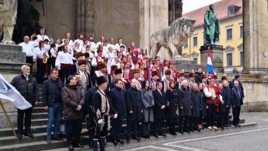 Photo of Gradonačelnica Sinja i alkari u srcu Bavarske